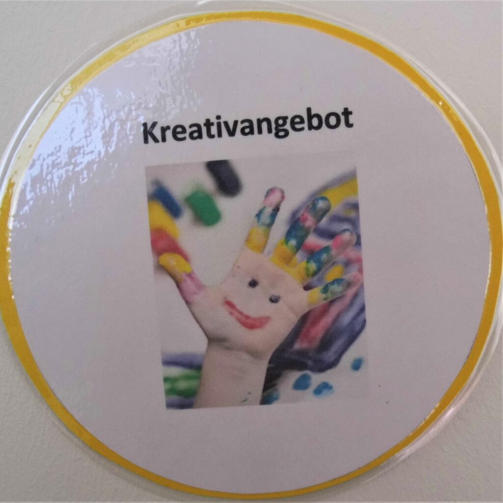 Kreativangebot